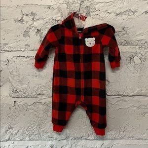 Carter's Baby Zip-Up Fleece